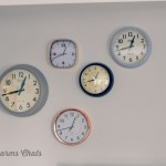 Corners Of My Home // Clock Wall