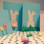 Crafts // Easter Cards With Bostik