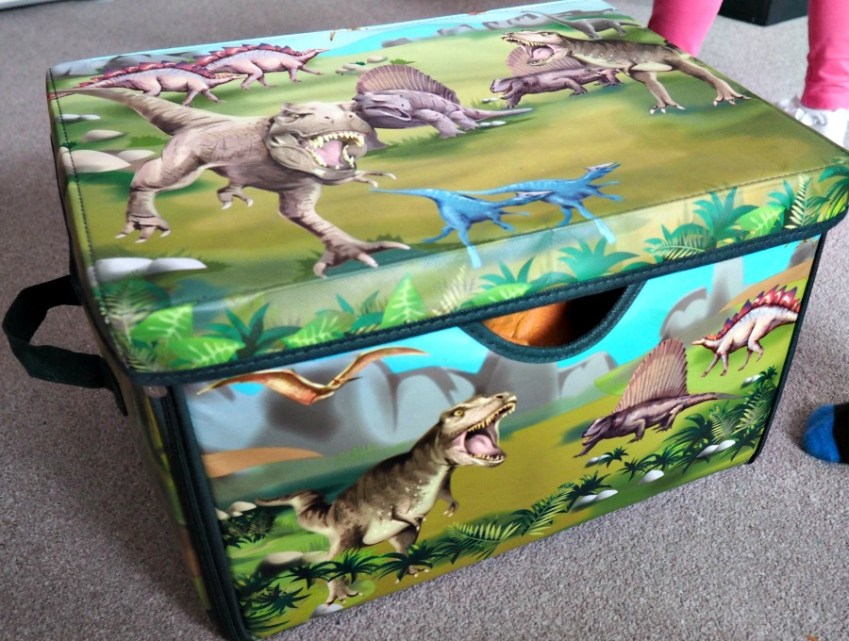 Dinosaur Storage Box