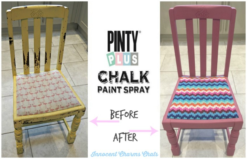 Pinty Place Chalk Paint Spray Review