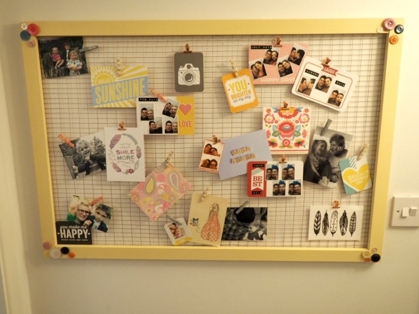 How to make an Industrial Memory Board with Pinty Plus / Innocent Charms Chats