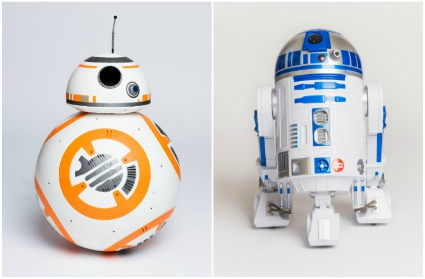 Thinkway Star Wars Toys
