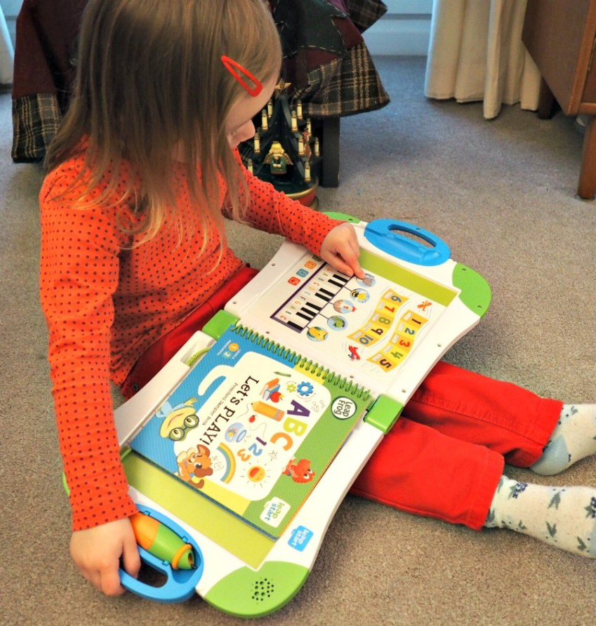 LeapFrog LeapStart Preschool Interactive Learning System Review