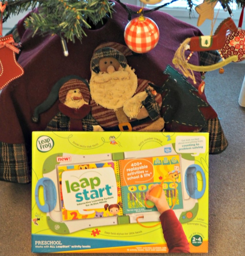 Review of the LeapFrog LeapStart Preschool Interactive Learning System