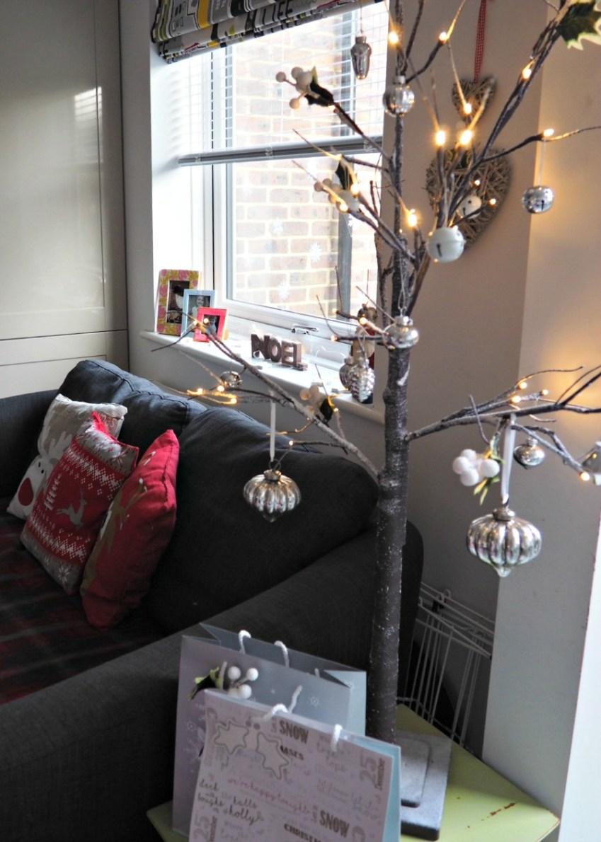 Decorating for the Festive Season with Poundland