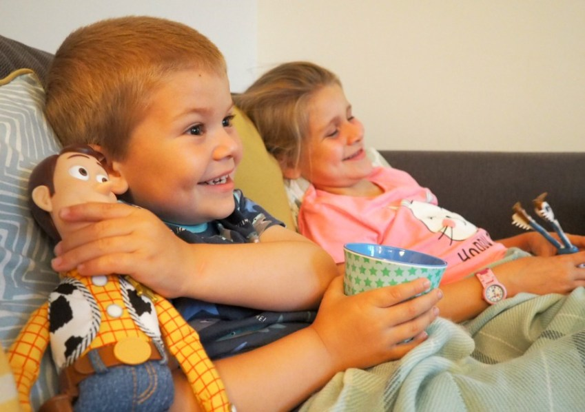 There is nothing better than a movie night with the kids and thanks to Thinkway Toys and B&M we share why Toy Story should be the film of choice.