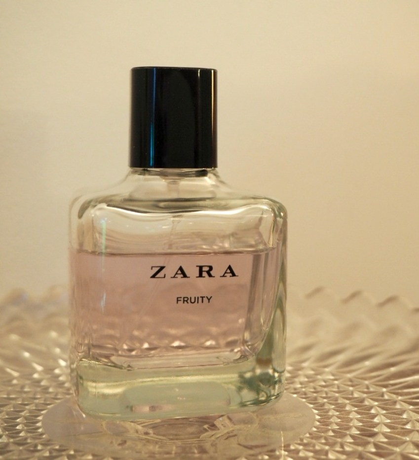 Zara Fruity Eau De Toilette Review