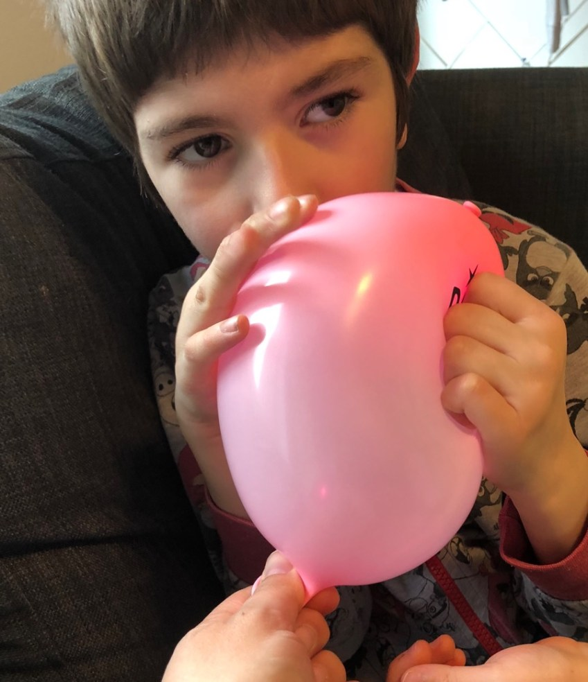 A little glimpse of our everyday, with special need sensory play, painting, bird watching and more - Innocent Charms Chats