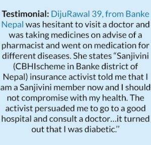 Testimonial- DijuRawal