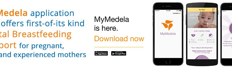 MyMedela Mobile Application for Digital Breastfeeding Support