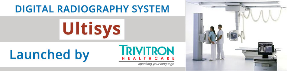 Trivitron Healthcare launched Ultysis
