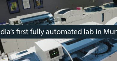 India's first fully automated lab in Mumbai