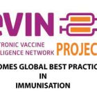 eVIN BECOMES GLOBAL BEST PRACTICE IN IMMUNISATION