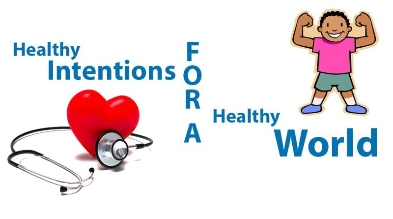 healthy-intentions for a healthy world