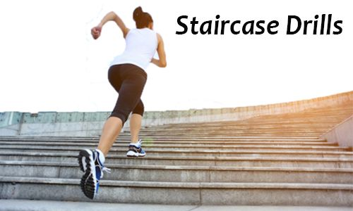 Staircase Drill Exercise