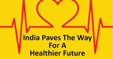 INDIA TOWARDS HEALTHIER FUTURE