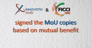 InnovatioCuris and FICCI signed MoU