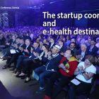 The startup coordinates and e-health destination