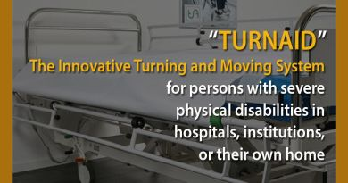 TURNAID The innovative turning and moving system