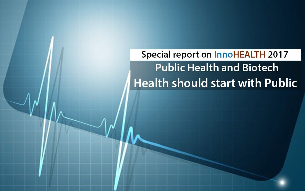 Public health and biotech