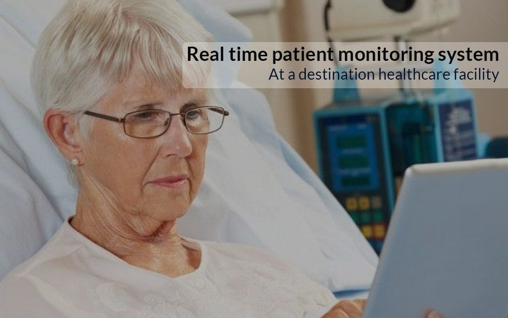 Real time patient monitoring system