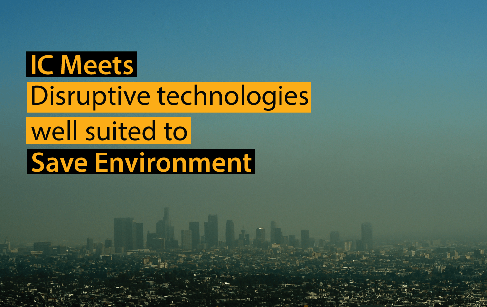 Disruptive-technologies-to-save-environment--IC-Club-meeting