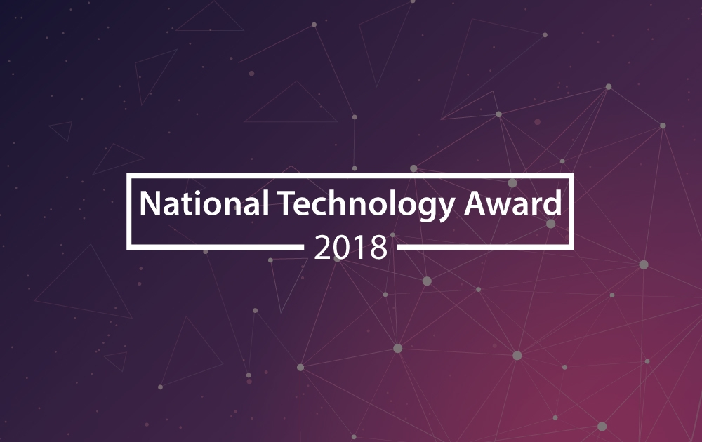 National Technology Awards 2018 1
