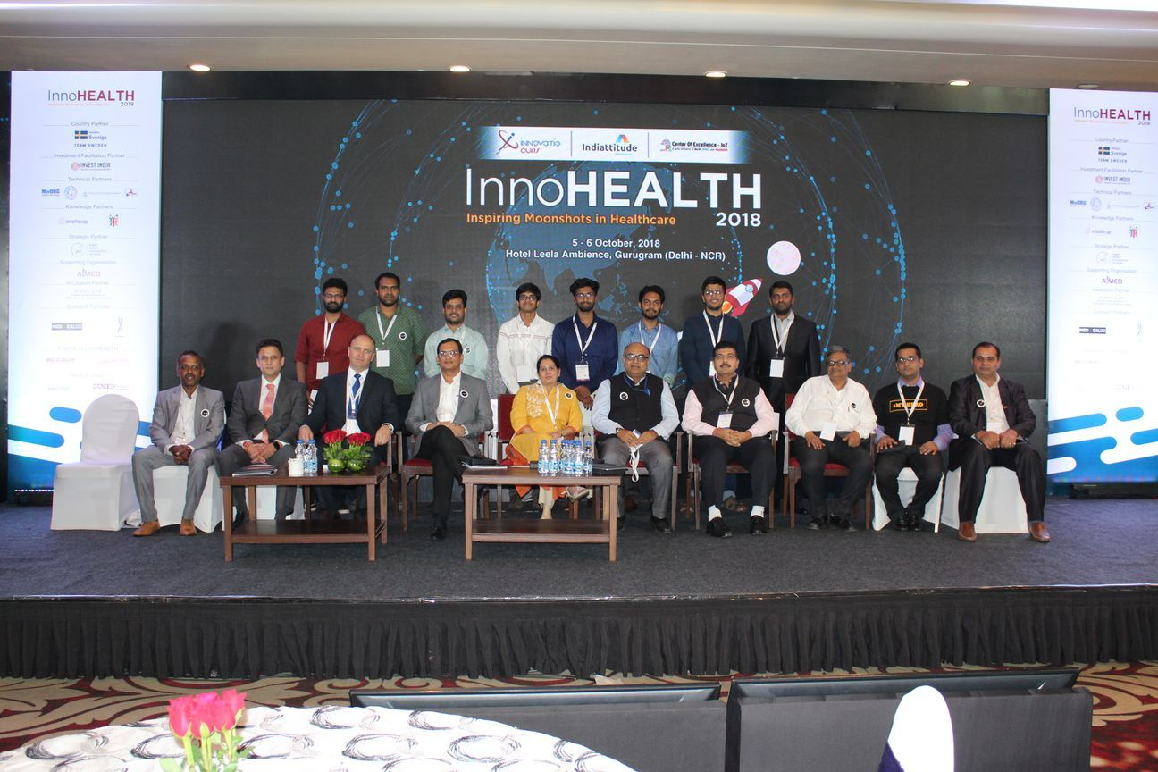 Young Innovators Award-InnoHEALTH 2018