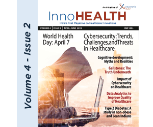 InnoHEALTH Magazine volume 4 issue 2
