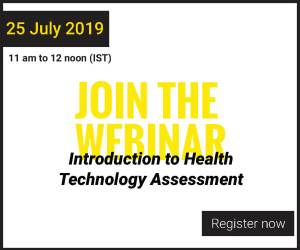 Health technology assessment Webinar
