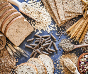 Whole Grains And Complex Carbs