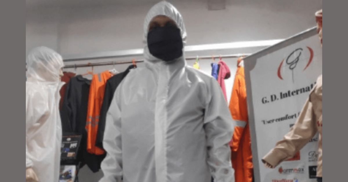 IIT Delhi develops Personal Protective Equipment (PPE) coverall to avoid COVID-19 infection