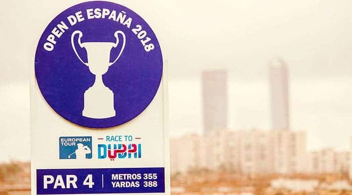 Evento Deportivo | Open España Golf 2018