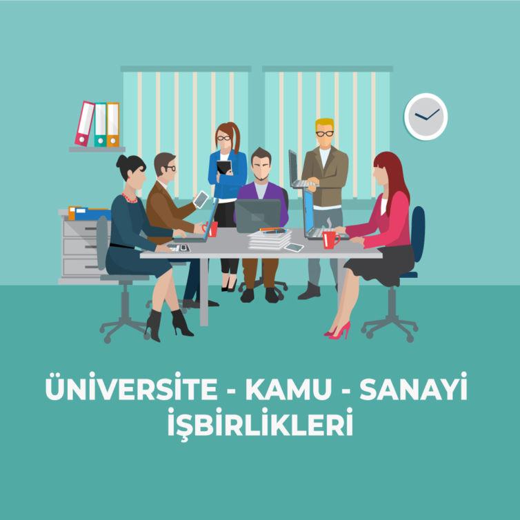 Üniversite-Kamu-Sanayi İşbirlikleri