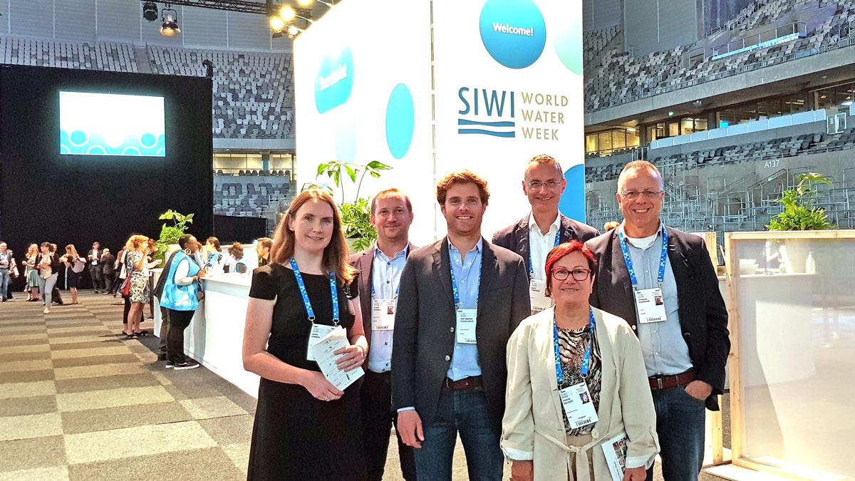 INNOQUA at World Water Week 2019