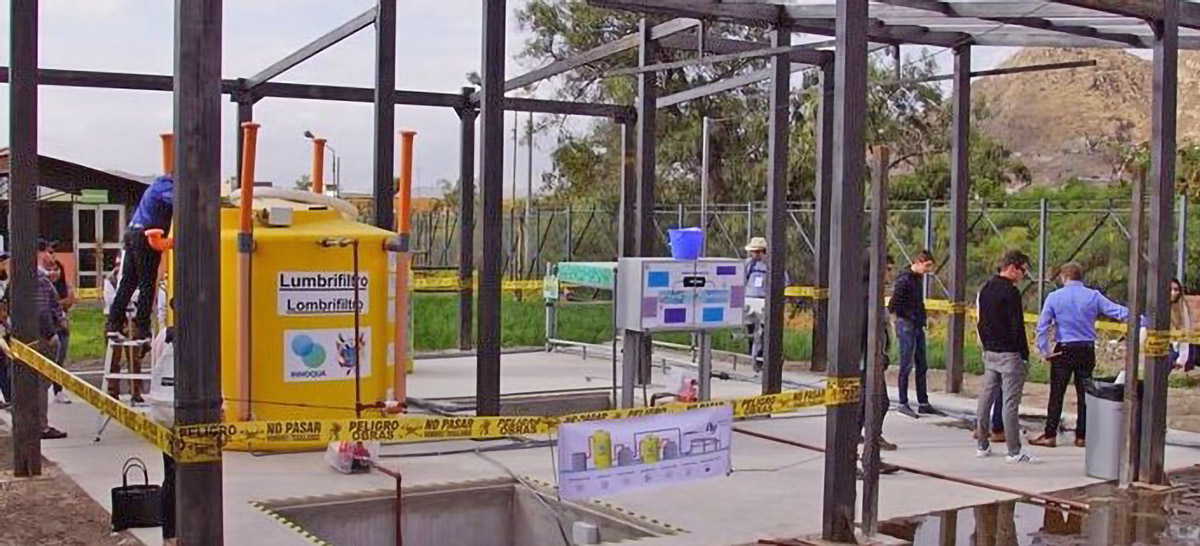 The INNOQUA installation at UCSM