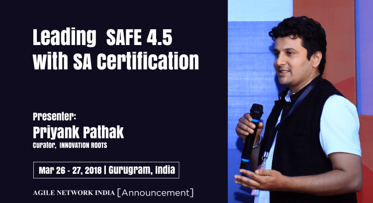 Leading Safe 45 With Sa Certification Workshop With Priyank Pathak