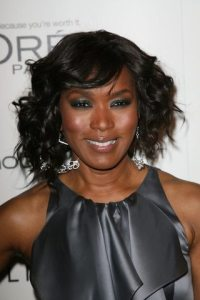 Angela Bassett in a game