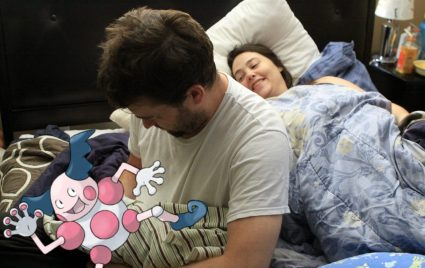 Mr. Mime Birth