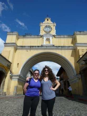 Long Hair, Antigua Guatemala