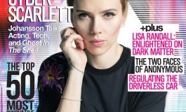 Our Ghost in the Shell Exclusive with Scarlett Johansson