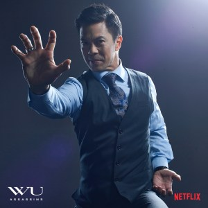 Wu Assassins is now available on Netflix