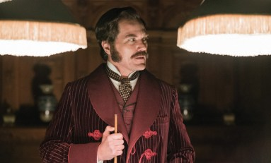 """Michael Shannon on Playing George Westinghouse in """"The Current War"""""""