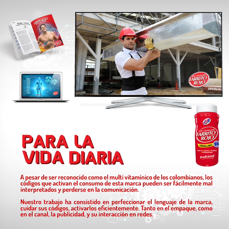 Tarrito Rojo