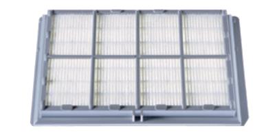 Bosch elektrikli süpürge filtresi.