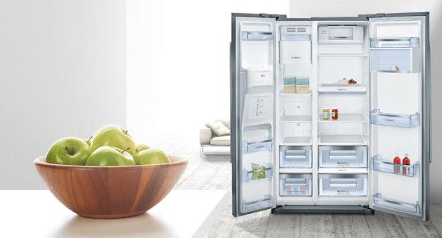 Bosch Amerikan buzdolabı