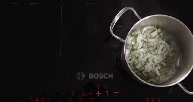 İndüksiyonlu ocak Bosch