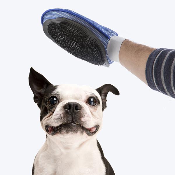 Luva - escova para cães Pet Prior