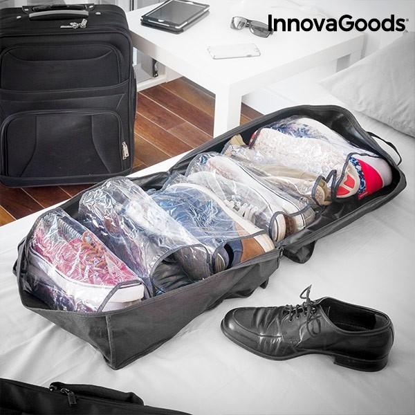 Mala de viagem para calçado (12pares)