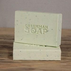 Sabonete Greenman - Anti-séptico